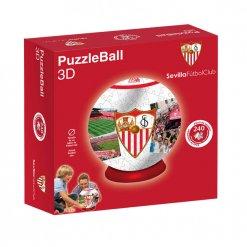 Puzzle Ball Real Sevilla FC caja