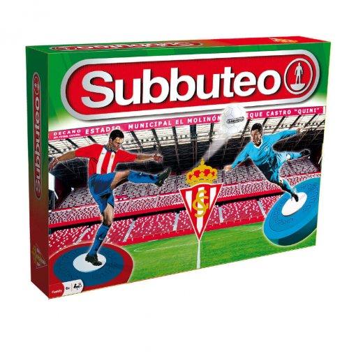 Subbuteo Playset Real Sporting de Gijón