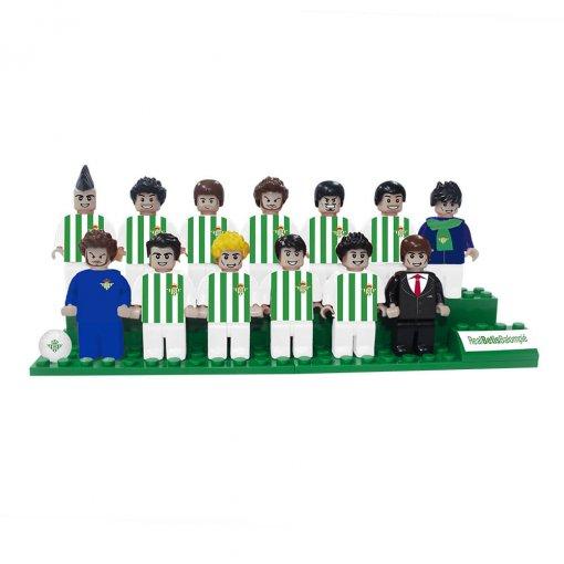 Brick Team Real Betis Balompié (Contenido)
