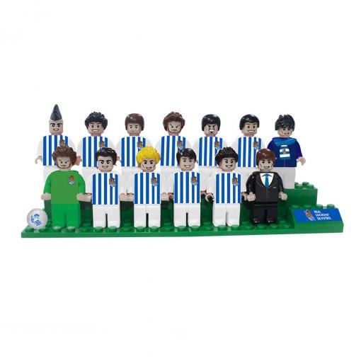 Brick Team Real Sociedad (Contenido)
