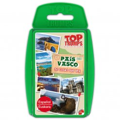 Top Trumps País Vasco