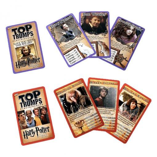 Top Trumps Tin Harry Potter Gryffindor (Cartas)