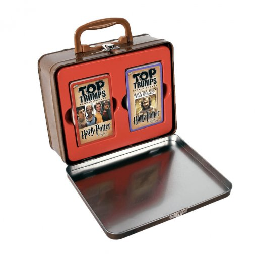 Top Trumps Tin Harry Potter Gryffindor (Lata Abierta)