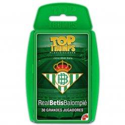 Top Trumps Real Betis Balompié