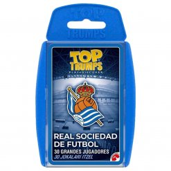 Top Trumps Real Sociedad