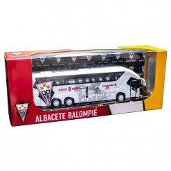 Autobús Albacete Balompié