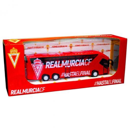 Autobús Real Murcia CF