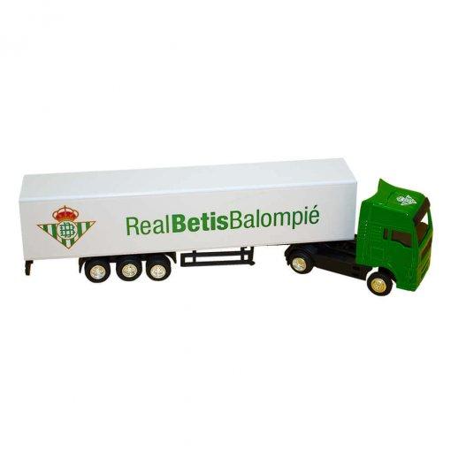 Camión Trailer Real Betis Balompié