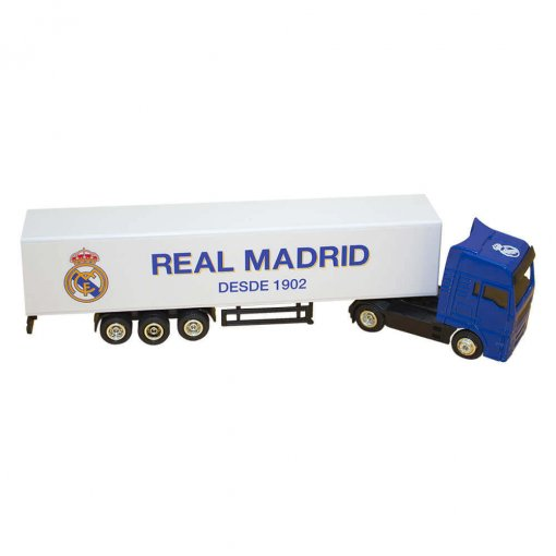 Camión Trailer Real Madrid