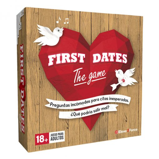 First Dates The Game (caja)