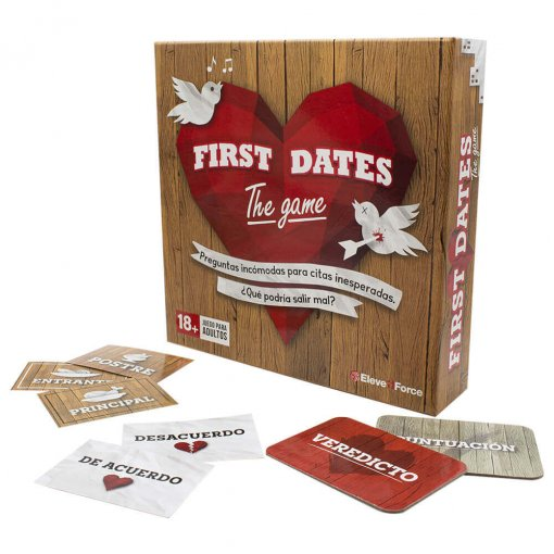First Dates The Game (cartas)