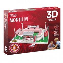 Puzzle 3D Estadio Municipal de Montilivi