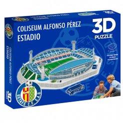 Puzzle 3D Estadio Coliseum Alfonso Perez 2020
