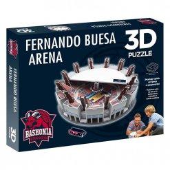 Puzzle 3D Fernando Buesa Arena