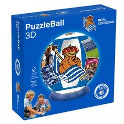 Puzzle Ball Real Sociedad