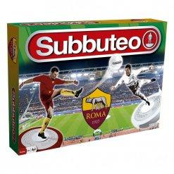 Subbuteo Playset AS Roma