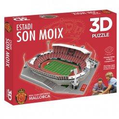 Puzzle 3D Estadio de Son Moix