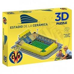 Puzzle 3D Estadio de la Ceramica 2020