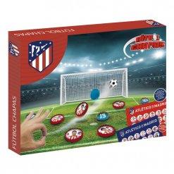 Fútbol Chapas Atlético de Madrid