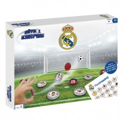 Fútbol Chapas Real Madrid
