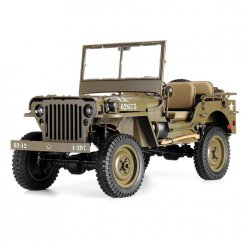 Coche RC 1_6 Jeep Willys