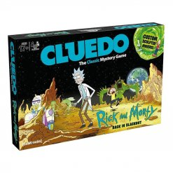 Cluedo Rick y Morty